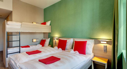Meininger Hotel Amsterdam City West To Red Light District
