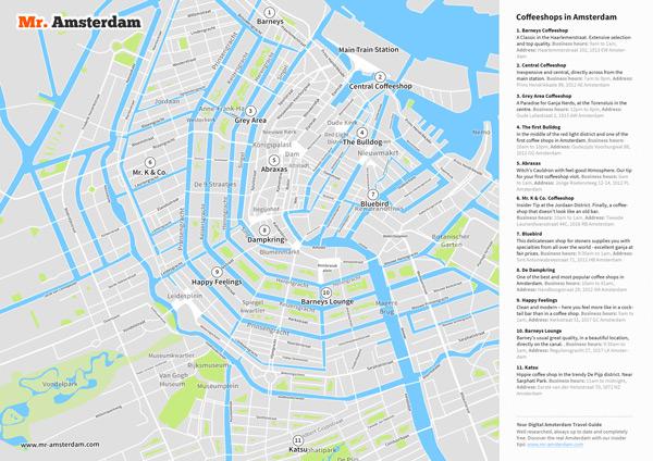 Amsterdam Coffeeshop Map - Free Download – Mr. Amsterdam on berlin map, israel map, holland map, stockholm on map, belgium map, copenhagen map, rotterdam map, hamburg map, moscow map, madrid map, athens map, budapest on map, denmark map, edinburgh map, the netherlands map, constantinople map, europe map, leiden map, kinderdijk map, world map,